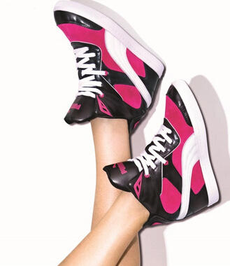 PUMA JITSU Women's Wedge Sneaker