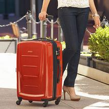 Up to 70% Off Samsonite	 Sale @ Zulily.com