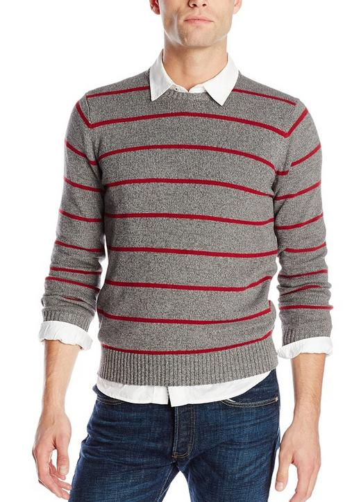 Levi's Men's Lockhart Stripe Crew Sweater