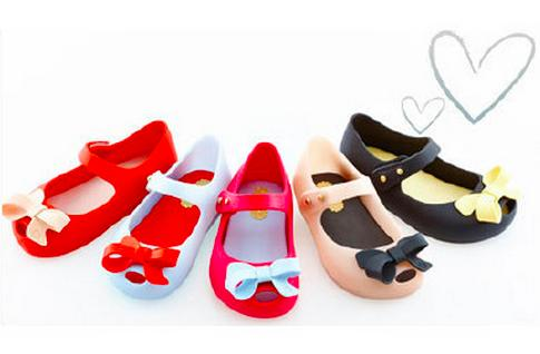 25% Off Mini Melissa Kids' Shoes @ Diapers.com