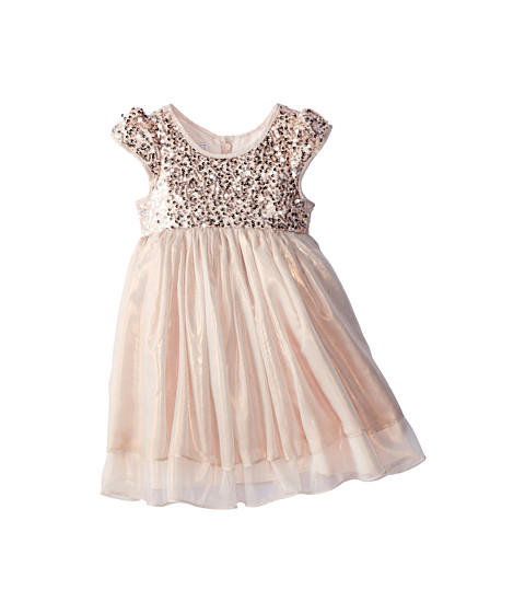$18.6 + Free shipping Pippa & Julie Sequin Bodice Dress (Toddler/Little Kids)
