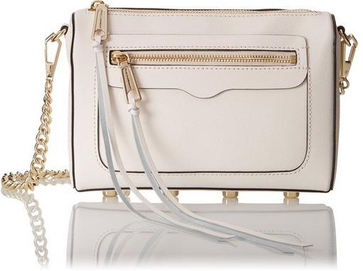 Rebecca Minkoff Avery Cross Body Bag, Seashell