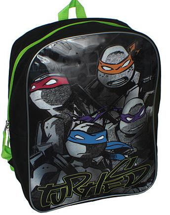 From $8.44 Select turtles backpack @ Kmart.com