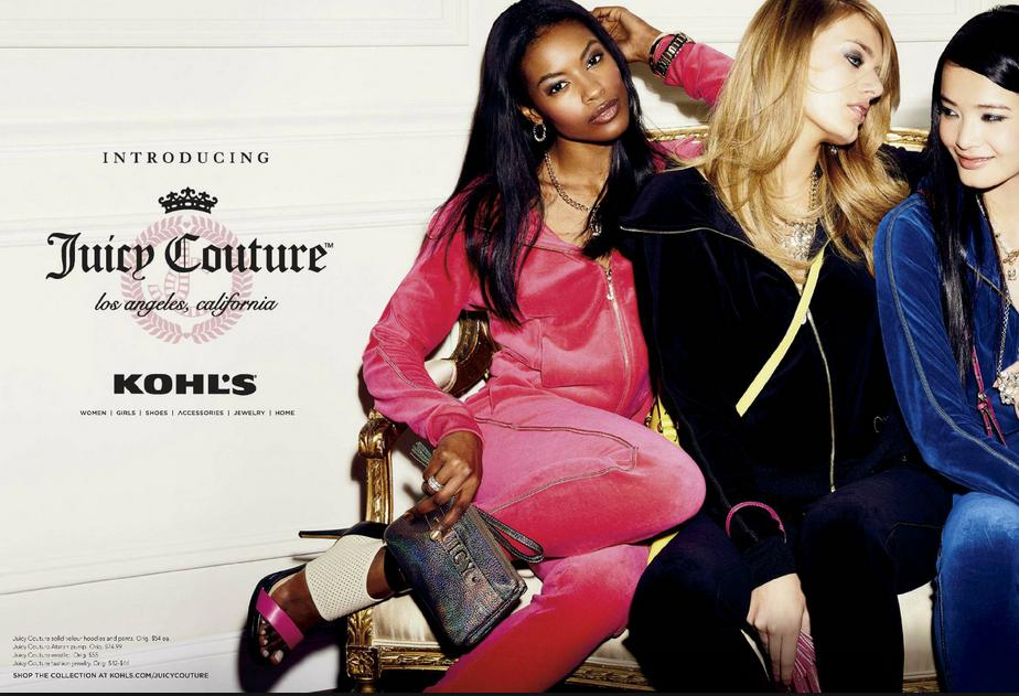 Up to 65% Off Juicy Couture Sale @ Kohl's