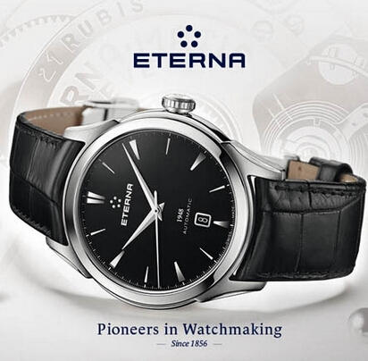 Up To 87% Off Eterna Watch Event