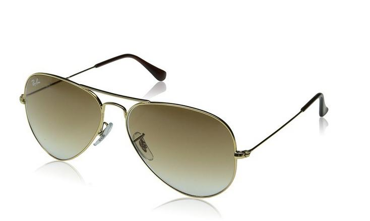 Ray-Ban Aviator Large Metal Aviator Sunglasses
