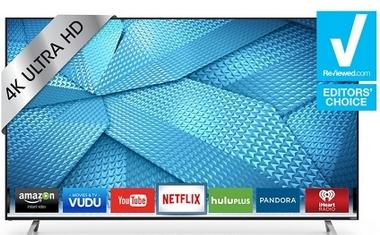 "$547.99 Vizio 43"" 120Hz 4K Ultra Smart LED HDTV (M43-C1) + $200 Gift Card"