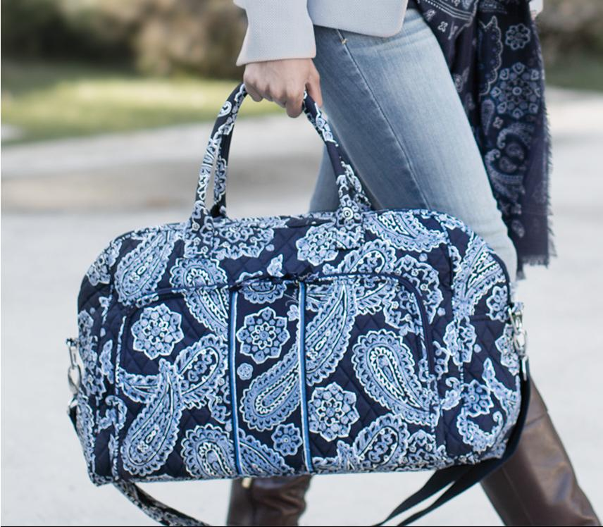 40% OffEnd of Summer Sale @ Vera Bradley