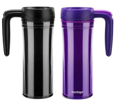 $4.99 Contigo Quincy Autoseal Insulated Travel Mug