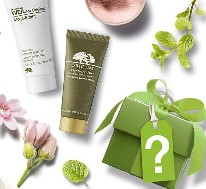 2 FREE DELUXE Samples with Orders Over $35 @ Origins