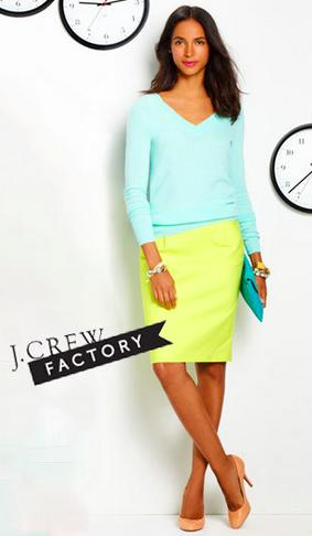 25% Off $100 Sitewide @ J.Crew Factory