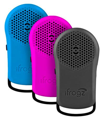 $4.99 iFrogz Audio Tadpole Wireless Ultra Portable Mini Bluetooth Speaker (3 colors)