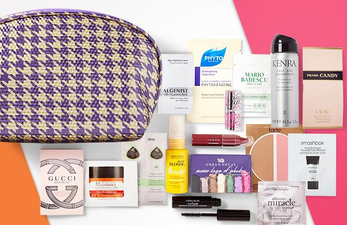 Free 16 Piece Beauty Bag with Any $50 Purchase @ ULTA Beauty