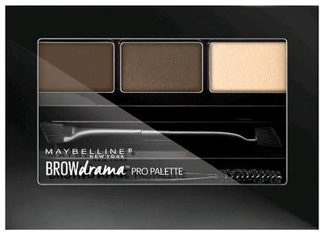 New Release Maybelline launched New Brow Drama Palette