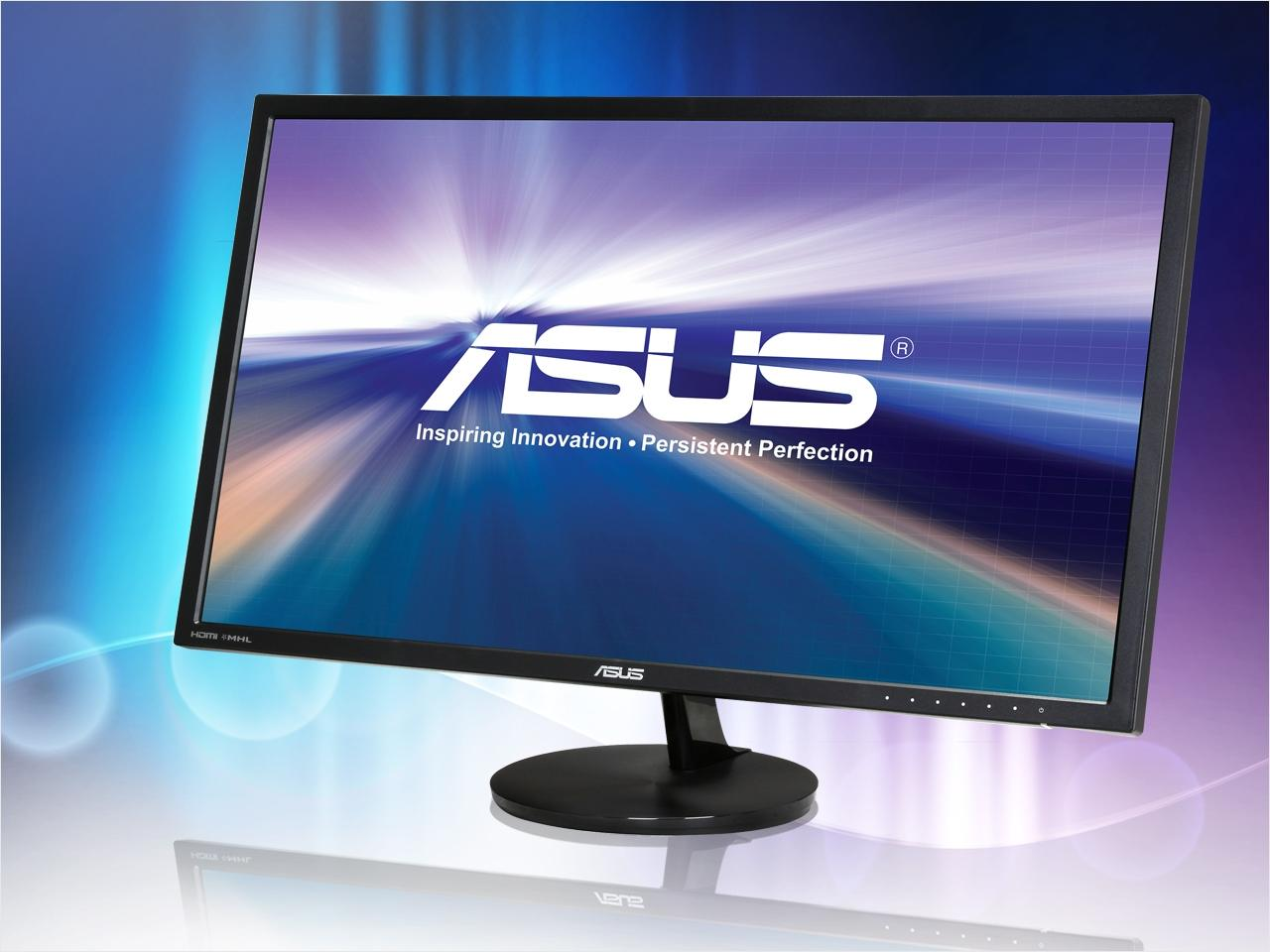 "$164.99 ASUS VN289H 28"" Ultra-Widescreen LED Backlight LCD Monitor"