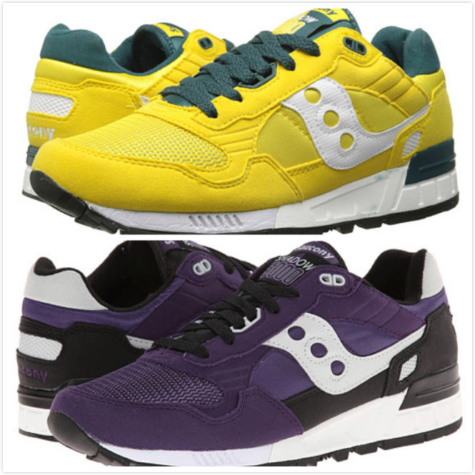 Saucony Originals Shadow 5000 Men's Shoes On Sale @ 6PM