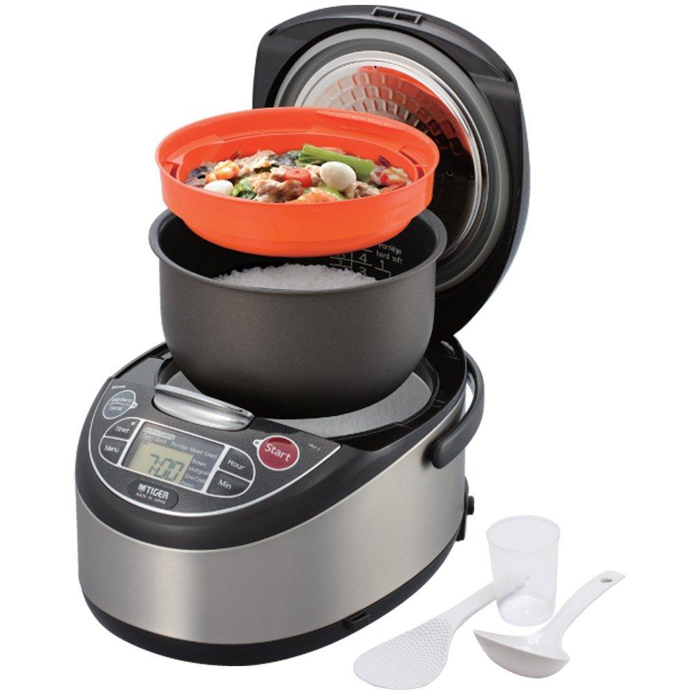 Tiger JAX-T10U Multi-Functional Rice Cooker 5.5 Cups