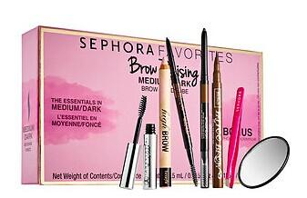 $40 ($120 Value) Sephora Favorites Brow Raising Brow Wardrobe @ Sephora.com