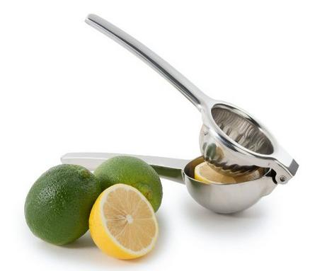 Chef's Star Stainless-Steel Citrus Juice Press