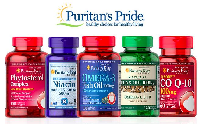 Dealmoon Exclusive: $15 Off $55+Buy 1 Get 2 Free First 1000 Shoppers @ Puritans Pride