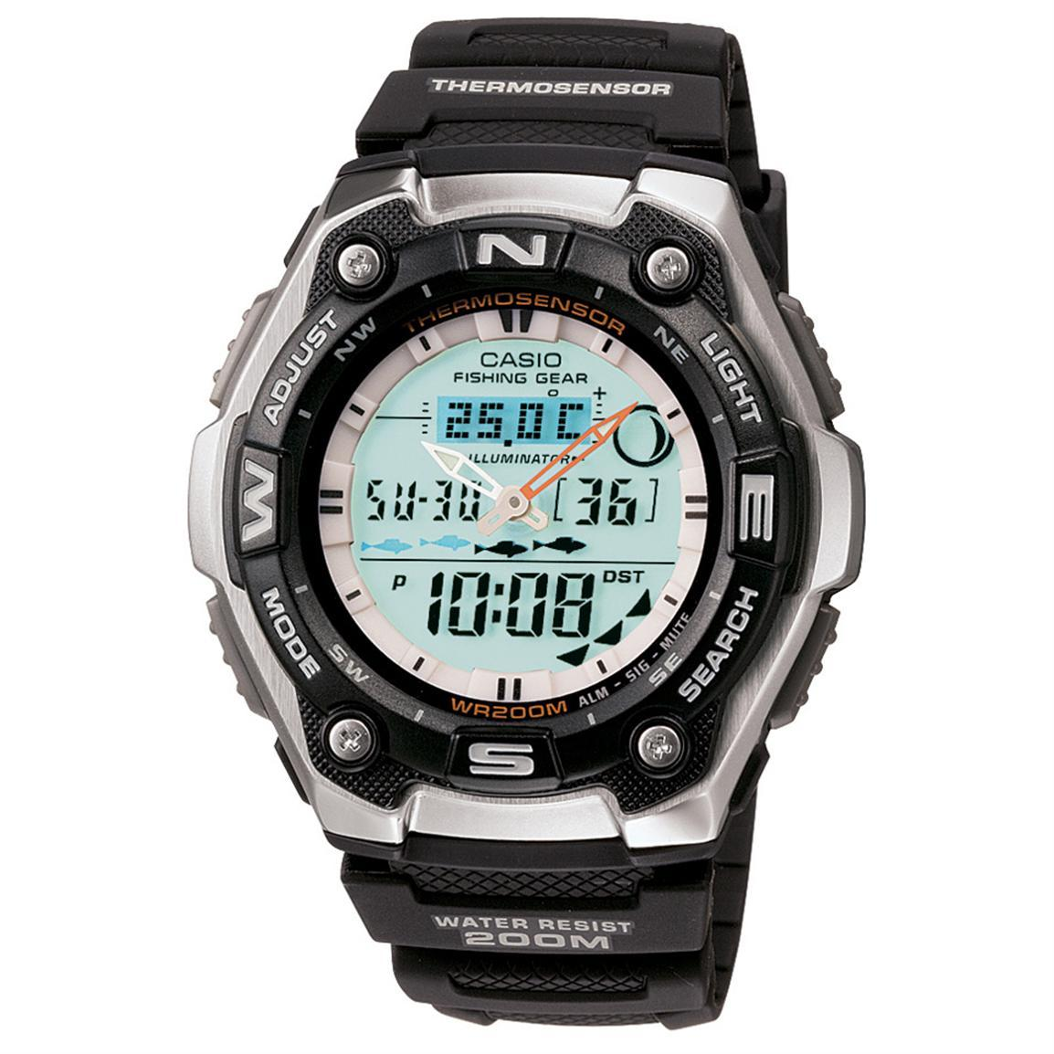 Casio Men's AQW101-1AV