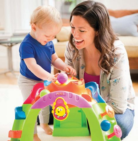 Up to 60% Off + Extra 15% Off   Fisher-Price Toys Sale @ Kohl's
