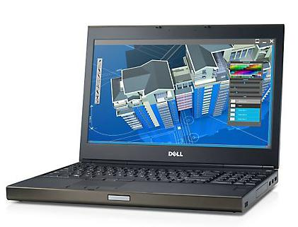 "$1348 Dell Precision M4800 Core i7 Full HD 15.6"" Mobile Workstation Laptop"