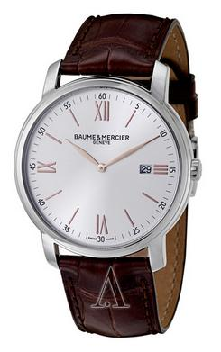 Baume and Mercier Men's Classima Executives Watch MOA10144 (Dealmoon Exclusive)