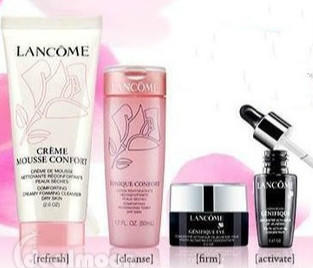 Dealmoon Exclusive! 15% OFF any order + 4 Deluxe Samples @ Lancome