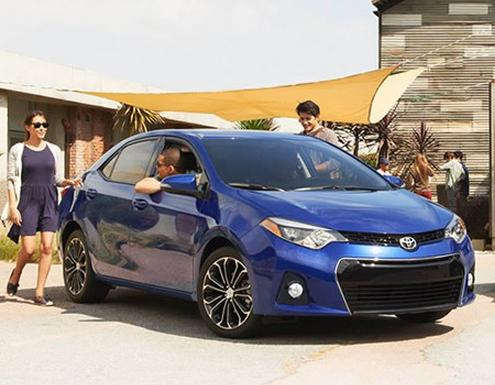Where there is a road, there is Toyota Toyota popular new cars roundup