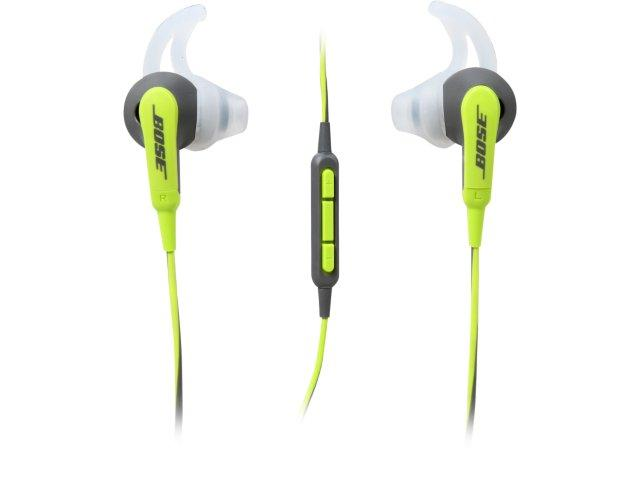 Bose SoundSport in-ear headphones Samsung Galaxy