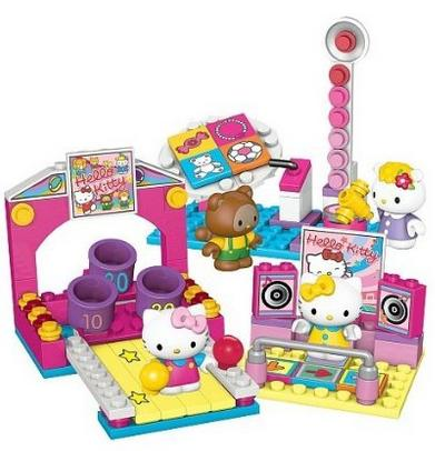 $6.98 Mega Bloks Hello Kitty Fun at the Arcades