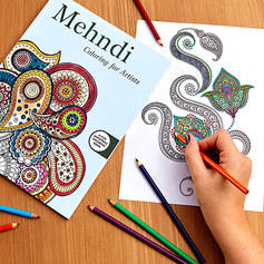 Up To 45% Off Get Creative With Coloring @ Zulily