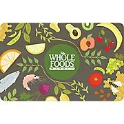$41.99 Whole Foods Market $50 Gift Card