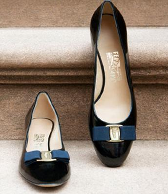 Up to $175 Off with Purchase of Salvatore Ferragamo Women's Shoes @ Saks Fifth Avenue