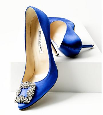 Up to $175 Off with Purchase of Manolo Blahnik Shoes @ Saks Fifth Avenue
