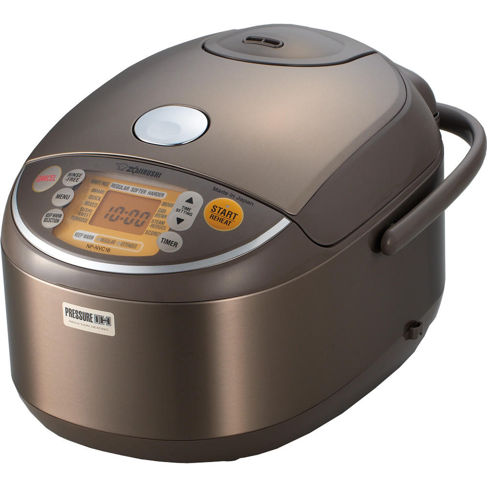 Zojirushi Induction Heating Pressure Rice Cooker and Warmer