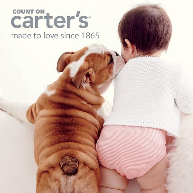 50% Everything + Extra 25% Off on $40 Labor Day Entire Store Sale @ Carter's