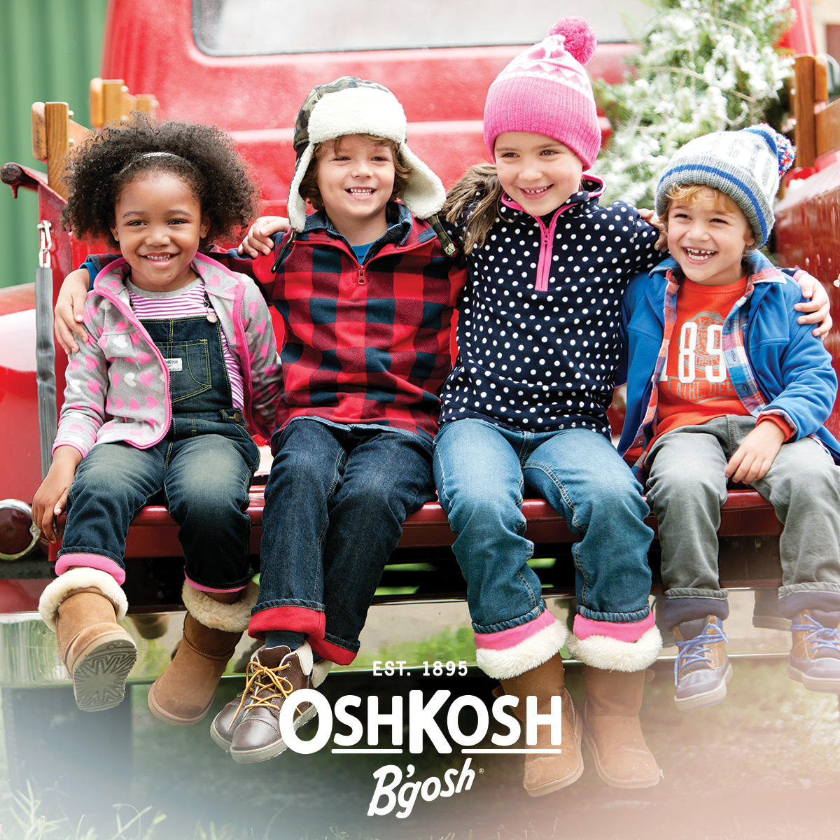 Up to 60% Off + Extra 25% Off Labor Day Sale @ OshKosh BGosh