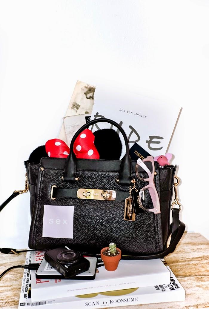 Up to $175 Off with Purchase of Coach Handbags @ Saks Fifth Avenue
