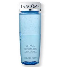 20% OFF Bi-Facil Double-Action Eye Makeup Remover + 9 Deluxe Samples @ Lancome