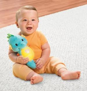 $12.99 Fisher-Price Soothe and Glow Seahorse