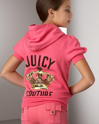 50% Off on Full-Priced Girl's Apparel & Accessories @ Juicy Couture