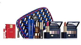 Choose a FREE 8-Pc. Beauty to Go Gift with $35 Estée Lauder purchase + MORE GIFT @ macys.com