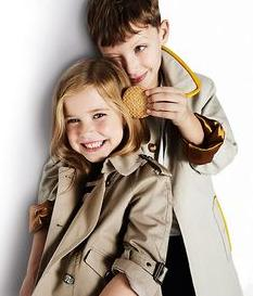 Up to $175 Off with Purchase of  Burberry Kidswear  @ Saks Fifth Avenue
