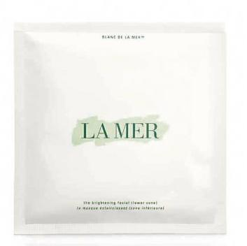 17 pc Gift Wrap + Free shipping La Mer The Brightening Facial @ Bloomingdales