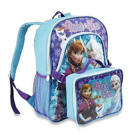 Boys' or Girls' Character Backpack & Lunch Bag @ Sears.com