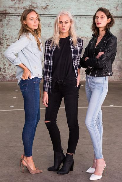 Up to 64% Off Levi's Women's Jeans On Sale @ 6PM