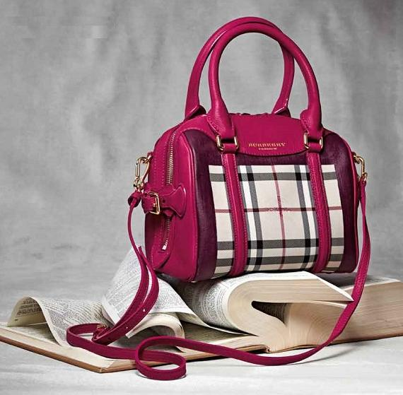 Up to 40% Off Burberry Handbags & Scarves On Sale @ MYHABIT