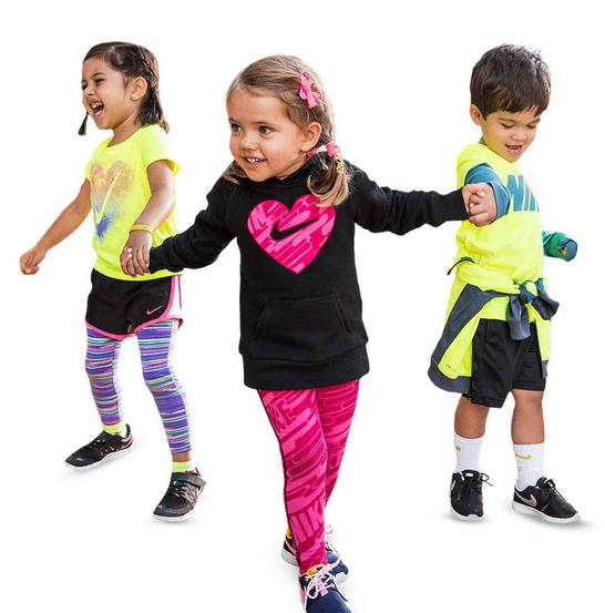 Up to 64% Off + Free shipping Select Nike Kids' Clothing Sale @ 6PM.com
